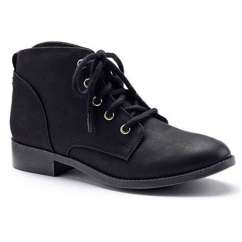 candie s 174 s lace up ankle boots let s get some