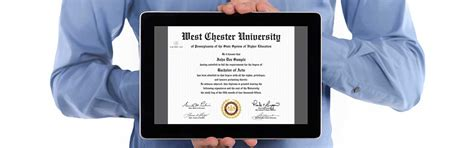 Wcupa Mba by Transcript Requests West Chester
