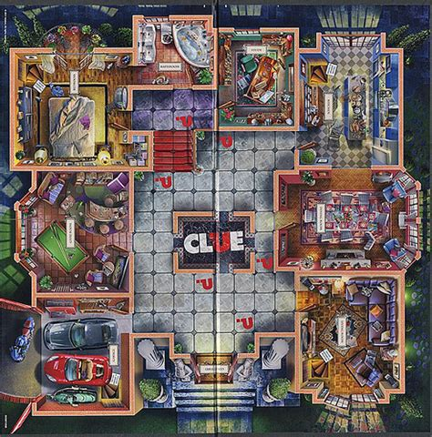 what are the rooms in cluedo theartofmurder clue cluedo discussion view topic new new standard edition