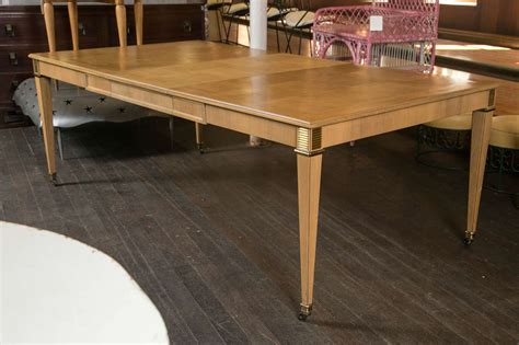 Baker Furniture Dining Table Baker Furniture Dining Table At 1stdibs