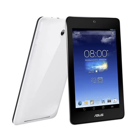 asus android tablet asus asus me173x memo pad hd 7 inch tablet pc white mediatek mt8125 1 2ghz 1gb ram 16gb