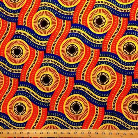 block print african green and orange wallpaper serpent african print 90116 3 fabric wholesale direct