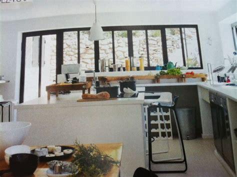 fenetres style atelier cuisine