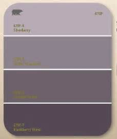 Purple Grey Paint by My Livingroom Dining Room Color Is Silverberry Top And