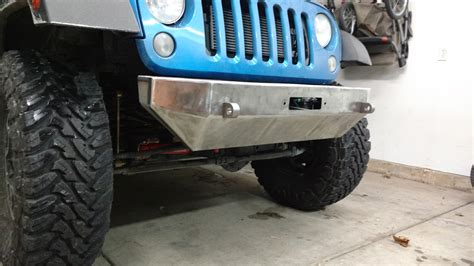 jeep bumper blueprints flatland4x4 jeep bumpers and parts plans