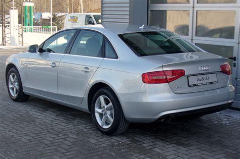 Audi A4 B8 Limousine by File Audi A4 B8 Facelift Limousine Ambiente 1 8 Tfsi