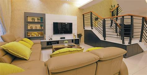 sri lankan expats simple  spacious home  klang