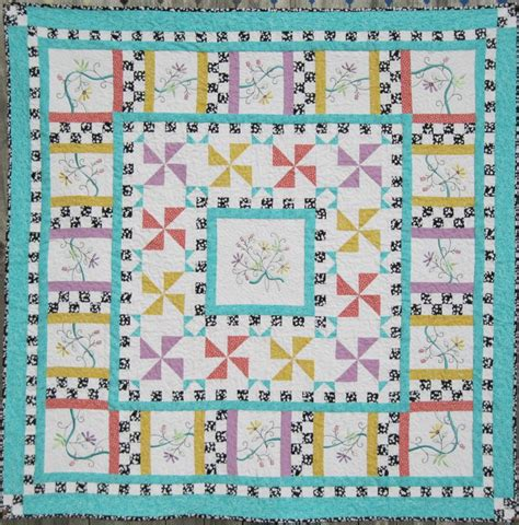 Machine Embroidery Quilt Patterns by Turnberry Machine Embroidery Patterns Table Runners