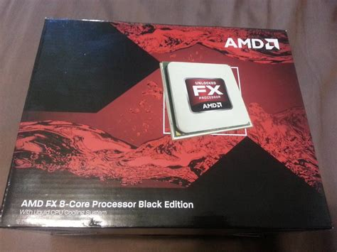 amd fx 8350 fan retail amd fx 8350 with water package unboxed and