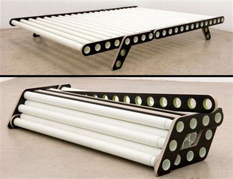cama full form folding bed form pipes luxury and elegant home design in