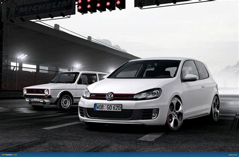 wallpaper volkswagen gti ausmotive com 187 2009 mkvi golf gti image gallery