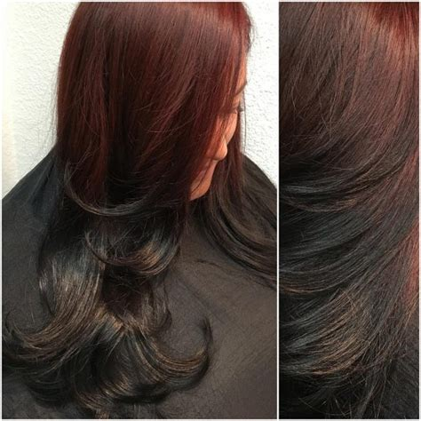 reverse ombre highlights 25 outstanding reverse ombre hair ideas newest trends