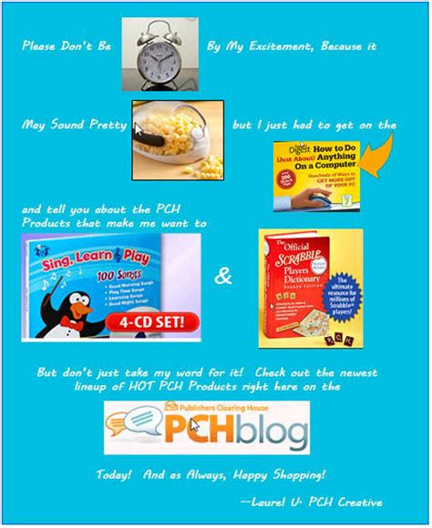 Pch Lotto Full Site - stuff for summer pch blog