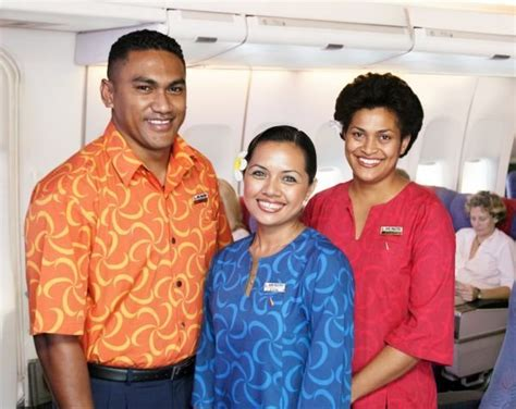 Fiji Airways Cabin Crew by Air Pacific Eventconnect