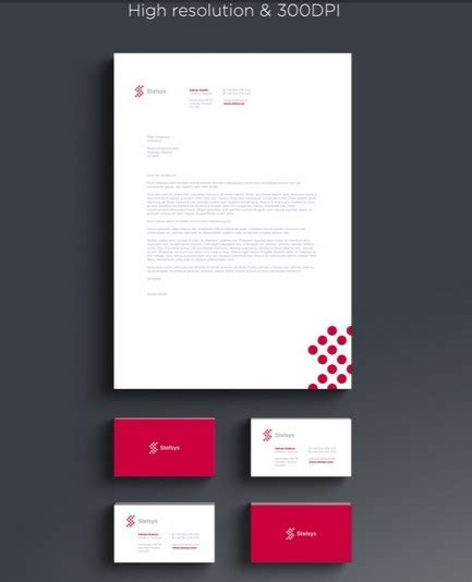 business letter mockup 14 3 stationary mockup psd images letter