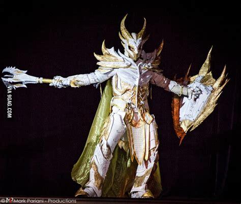 skyrim hot daedric armor skyrim purified daedric armor cosplay 9gag
