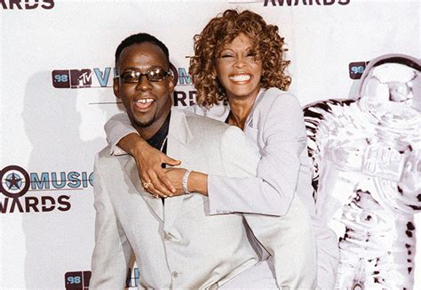 Houston Wants Divorce With Bobby Brown Asap by Bobby Brown Says Houston Was Dish