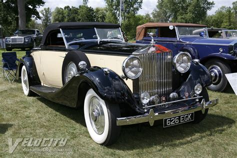 1937 Rolls Royce by 1937 Rolls Royce Pictures To Pin On Pinsdaddy