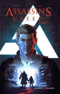 tattoo assassins tv tropes assassin s creed subject four comic book tv tropes