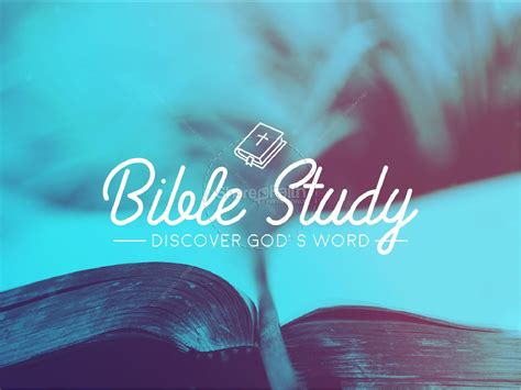Church Bible Study Powerpoint Template Powerpoint Sermons Study Powerpoint Template