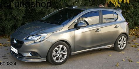 vauxhall algeria skirts vauxhall opel corsa e only for 3 and 5 doors