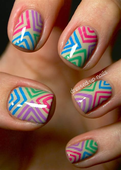chevron pattern for nails 75 most stylish nail art pattern design ideas
