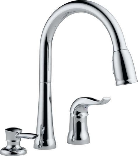 delta kate kitchen faucet upc 034449580649 delta 16970 sd dst chrome kate pullout