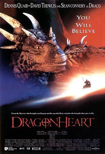 Watch Dragonheart 1996 Full Movie Hollywood Movie Costumes And Props Draco Maquette From Dragonheart On Display Original Film