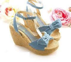Wedges Formal Wanita 224 C sepatu wanita sepatu