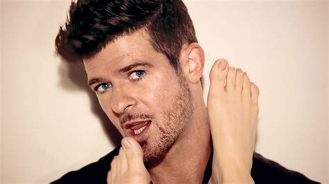 check out the artwork amp tracklist to robin thicke s new
