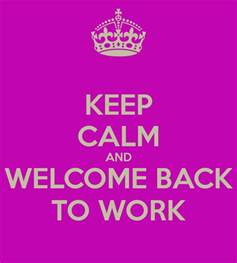 Free Clipart Welcome Back To Work clipart welcome back 2 clipartix
