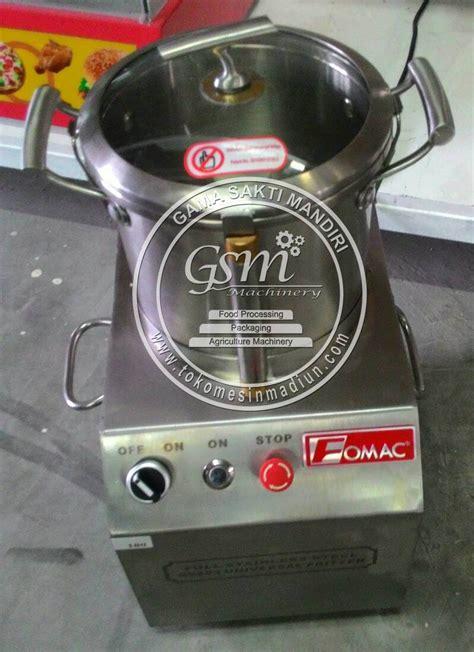 mesin pemotong buah sayuran fomac toko mesin madiun