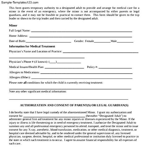authorization letter medicine authorization letter sle templates sle