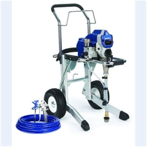 spray painting equipment hire request availability