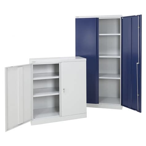 Steel Storage Cabinets Bisley Industrial Steel Storage Cabinets Racking From Racking Uk