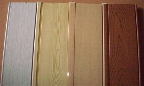 Acrylic Resin plastic coated interior doors