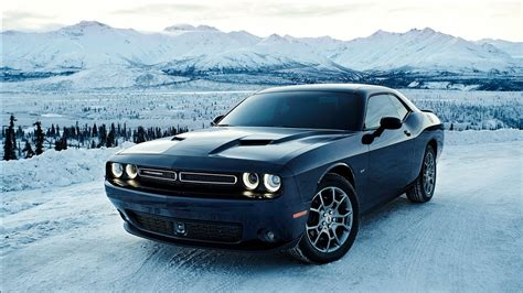 2017 dodge challenger gt awd wallpapers hd wallpapers