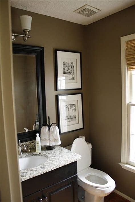 small half bathroom ideas 1000 ideas about small dark bathroom on pinterest dark