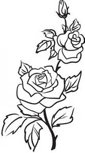 outline images of flowers cliparts co