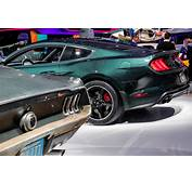 2018 Bullitt Mustang  Best New Cars For
