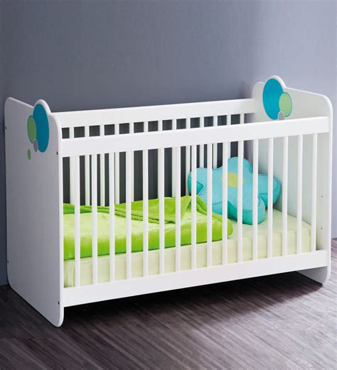 Buy Mccyan Baby Crib Bed With Adjustable Height In White Buying A Baby Crib