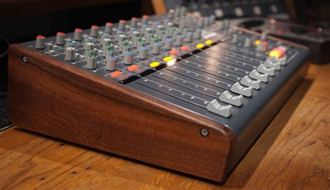 gearslutz pro audio community walnut side panels for the