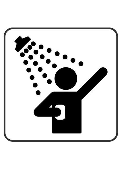fare sotto la doccia disegno da colorare fare la doccia cat 27897
