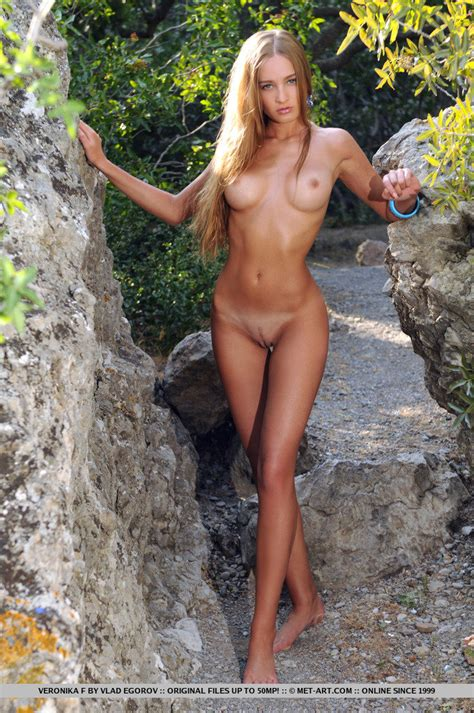 Veronika F Nude In Prodos At Metart Hunter