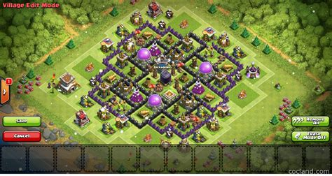 best clash of clans town hall 8 farming the nerd farming base for town hall 8 clash of clans land