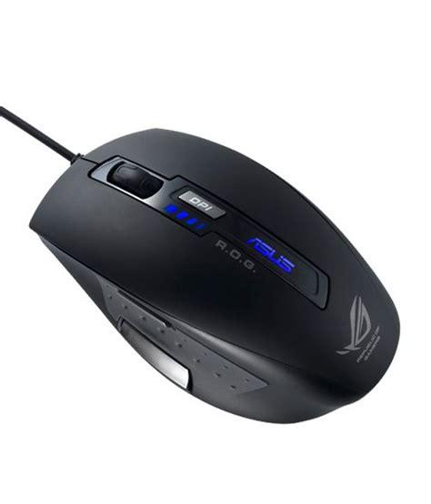 Mouse Usb Asus asus gx 850 laser usb mouse black buy asus gx 850 laser