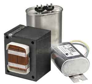 history of capacitor venture lighting ballast technical section introduction and history