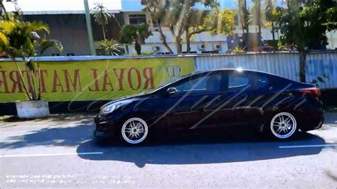 Custom Hyundai Elantra by Hyundai Elantra 1 8l Md Change Axle Back Custom Exhaust