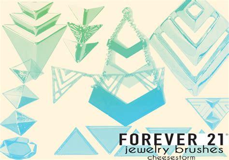 geometric pattern brush geometric jewelry brushes free photoshop brushes at