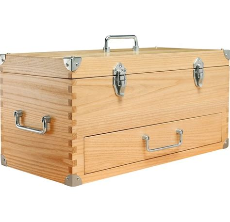 wood tool chest plan build wooden video   pertaining